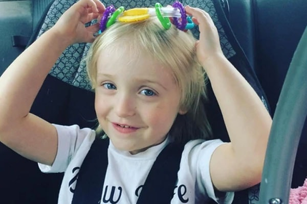 Anna Shannon's daughter Kaitlyn Elizabeth Clark