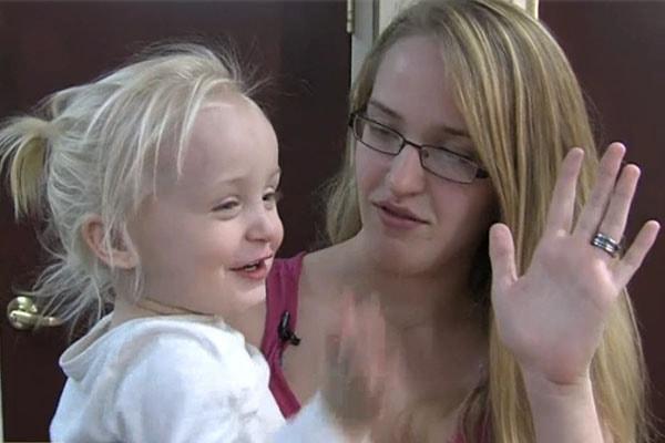 Anna Shannon's daughterKaitlyn Elizabeth Clark