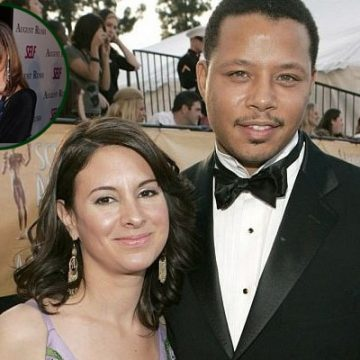 Meet Aubrey Howard –  Photos Of Terrence Howard's Daughter With Ex-Wife Lori McCommas