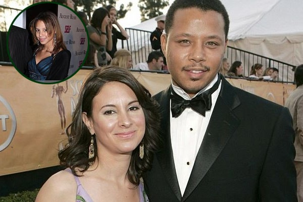 Aubrey Howard's parents Terrance Howard and