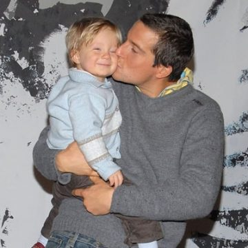 Meet Marmaduke Mickey Percy Grylls – Photos Of Bear Grylls' Son With Wife Shara Grylls