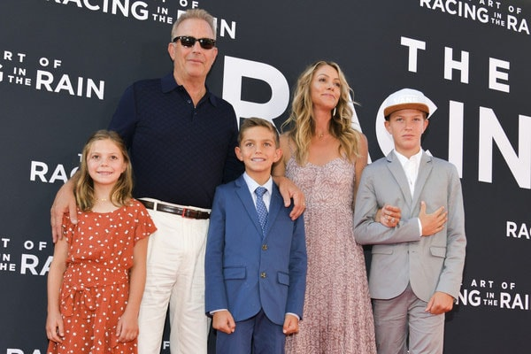 Cayden Wyatt Costner's parents Kevin Costner and Christine Baumgartner
