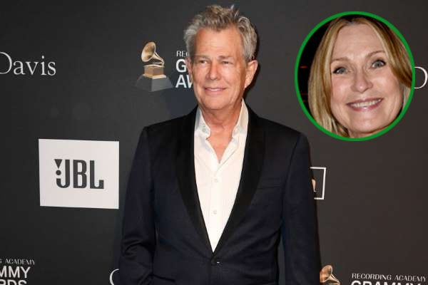 David foster's ex-wife Rebecca Dyer