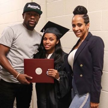 Meet Iyanna Mayweather – Photos Of Floyd Mayweather's Daughter With Ex Melissa Brim