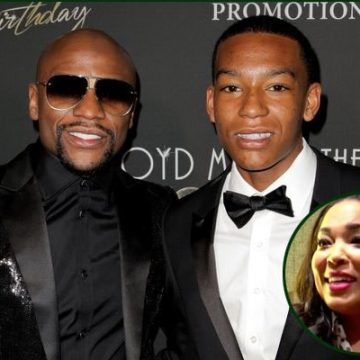 Meet Zion Shamaree Mayweather – Photos Of Floyd Mayweather's Son With Baby Mama Josie Harris