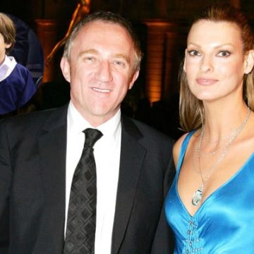 Meet Augustin James Evangelista – Photos Of François-Henri Pinault's Son With Ex-Wife Linda Evangelista