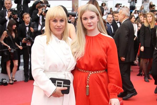 Harlow Olivia Calliope Jane's mother Patricia Arquette