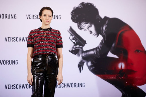 Ivy Rose Moore's mother Claire Foy