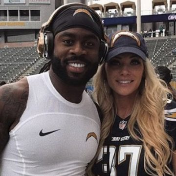 Meet Lindsey Nelson – Photos Of Jahleel Addae's Wife And Baby Mama