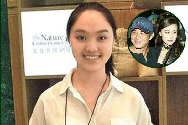 Jane Li's parents, Jet Li and Nina Li Chi