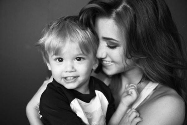 Jessica Serfaty's son Roman Serfaty