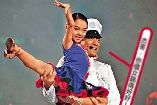 Jet Li's daughterJane Li dancer