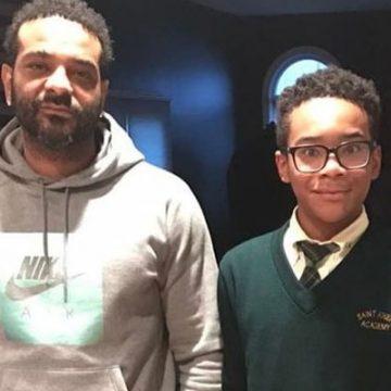 Meet Joseph Guillermo Jones III – Photos Of Rapper Jim Jones' Son
