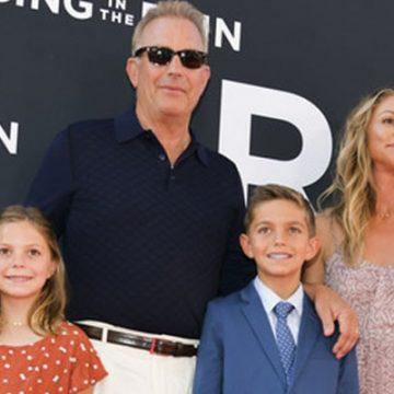 Meet Grace Avery Costner and Hayes Logan Costner – Kevin Costner's Children With Wife Christine Baumgartner