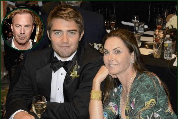 Kevin Costner's son. LiamTimothy Costner