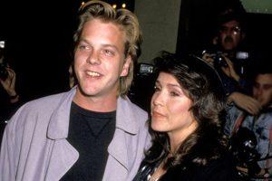 Kiefer Sutherland's ex-wife Camelia Kath