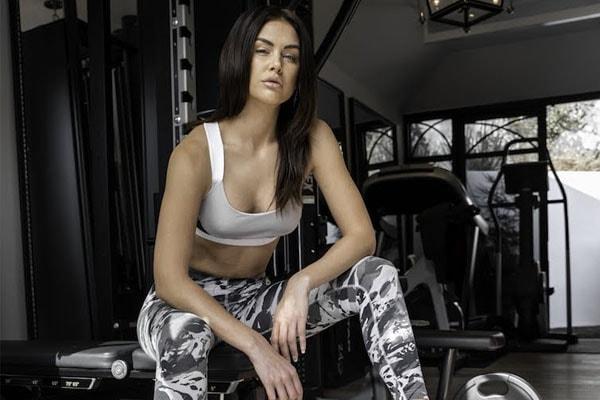 Fitness model, Lala Kent Women Fitness