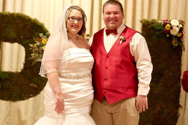 Lauryn Shannon's husband Joshua Efird