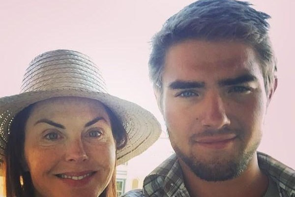 Liam Timothy Costner's mother Bridget Rooney