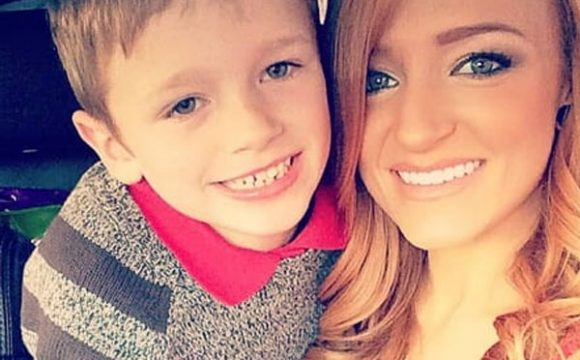 Meet Bentley Cadence Edwards – Photos Of Maci Bookout's Son With Baby Father Ryan Edwards