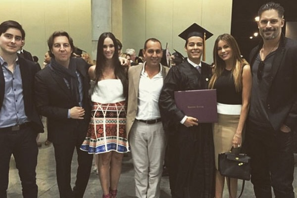 Manolo Gonzalez-Ripoll Vergara's father Joe Gonzalez