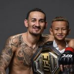 Max Holloway's son Rush Holloway