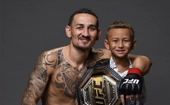 Meet Rush Holloway – Photos Of Max Holloway's Son. Who Is His Mother?