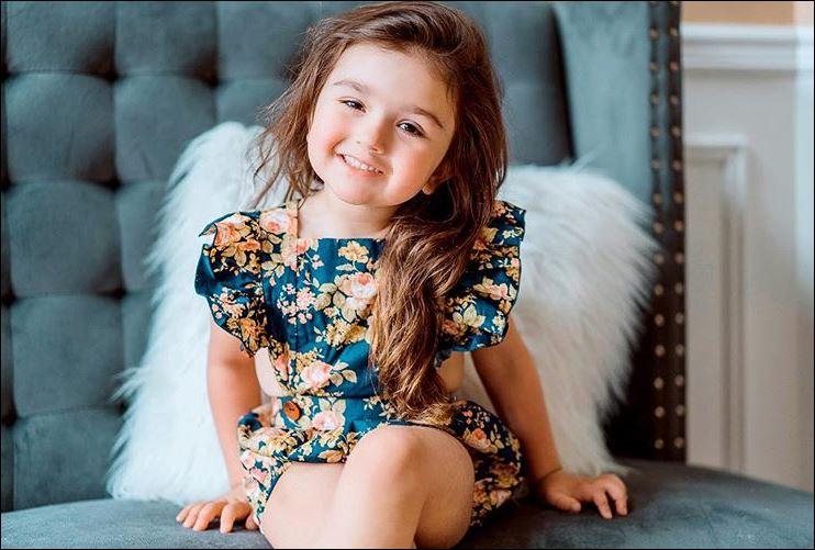 Jenni Farley's daughterMeilani Alexandra Mathews daughter of Jenni Farley