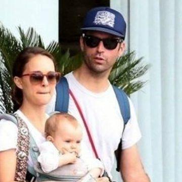 Meet Amalia Millepied – Photos Of Natalie Portman's Daughter With Husband Benjamin Millepied
