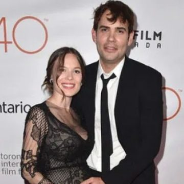 Meet Theodore Sutherland – Photos Of Rossif Sutherland's Son With Wife Celina Sinden