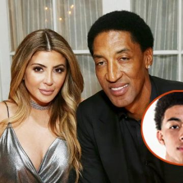 Meet Scotty Pippen Jr. – Photos Of Scottie Pippen's Son With Ex-Wife Larsa Younan