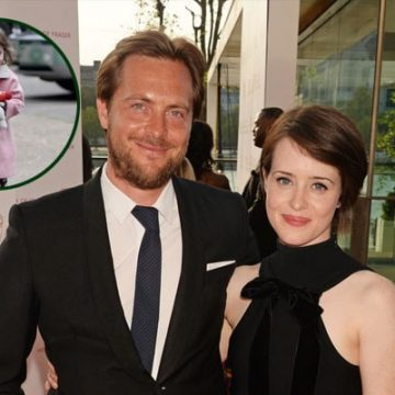 Meet Ivy Rose Moore – Photos Of Stephen Campbell Moore's Daughter With Ex-Wife Claire Foy