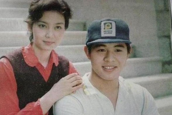 Taimi Li's parents Jet Li and Qiuyan Huang