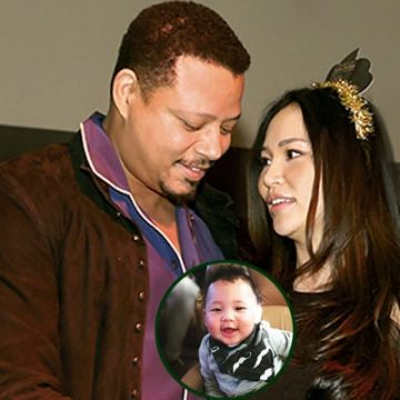 Meet Qirin Love Howard – Photos Of Terrence Howard's Son With Wife Miranda Pak
