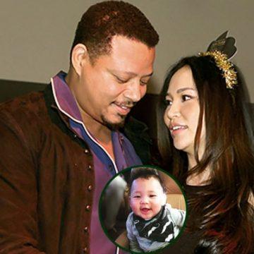 Meet Qirin Love Howard – Photos Of Terrence Howard's Son With Wife Miranda Pak
