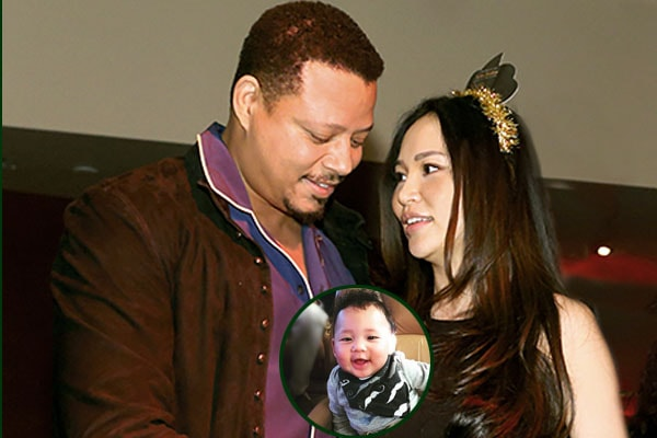 Terrence Hpward's son Qirin Love Howard