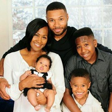 Meet All Of Terri J. Vaughn's Children That She Had From Her Two Marriages