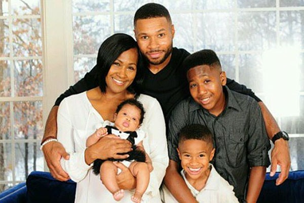 Terri J. Vaughn's Three Children