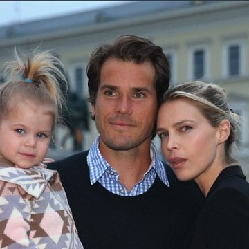 Meet Valentina Haas – Photos Of Tommy Haas' Daughter With Wife Sara Foster