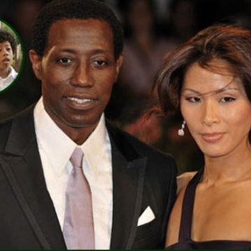 Meet Akhenaten Kihwa-T Snipes – Photos Of Wesley Snipes' Son With Wife Nakyung Park