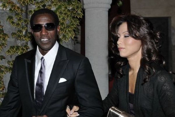 Wesley Snipes' wife Nikki Park