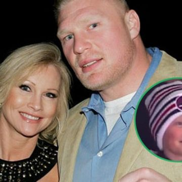 Meet Duke Lesnar – Photos Of Brock Lesnar's Son Wife Rena Marlette Lesnar aka Sable