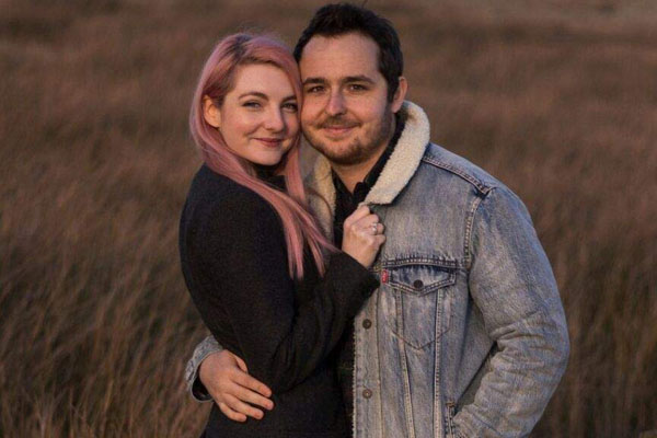 LDShadowLady and SamllishBeans married