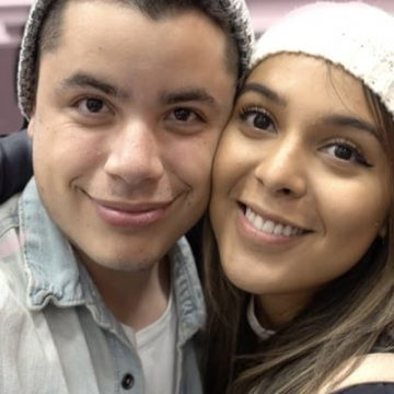 YouTubers Natalie Alzate aka Natalies Outlet And HeyItsDennis Married Since 2017