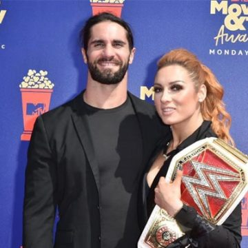 Who Is WWE Star Seth Rollins' Wife?