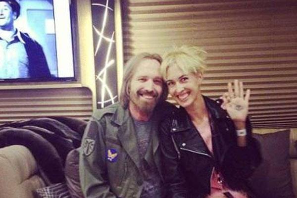 Tom Petty's daughter AnnaKim Violette