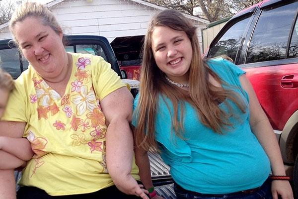 June Shannon daughter Jessica Shannon
