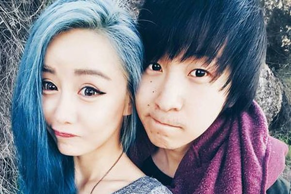 Wengie and Maxmello