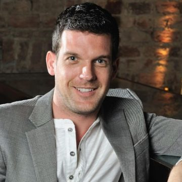 Adam Sinclair Is Proud Father Of Two Children