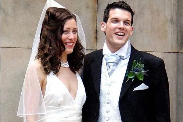 Adam Sinclair's wife Michelle Kath